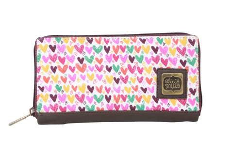 Hearts and Hearts Wallet