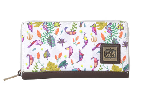Parrots and Peace Wallet