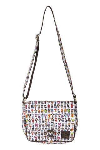Superhero Sling Bag - Alicia Souza