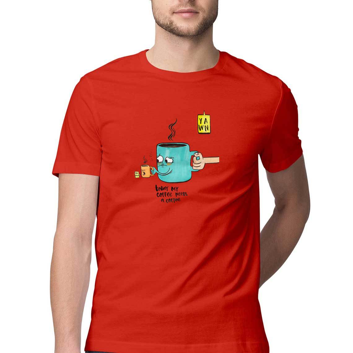 Coffee Needs T shirt