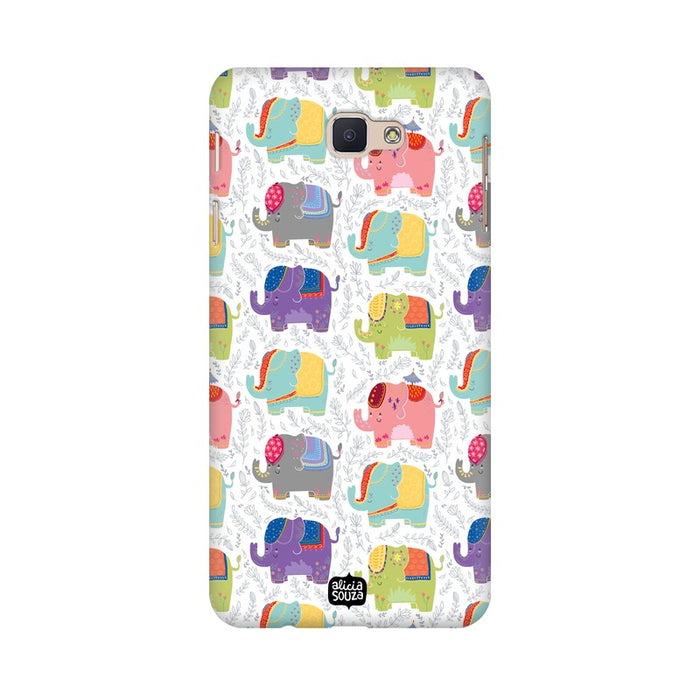 Elephants Phone Cover