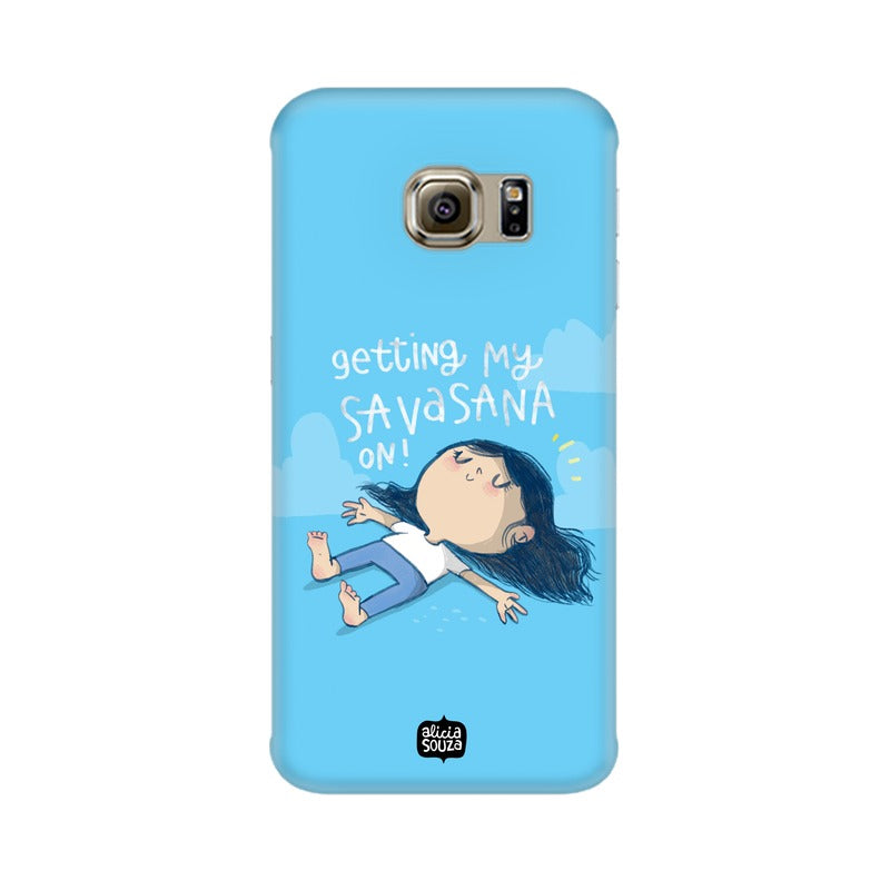 Savasana Phone Cover