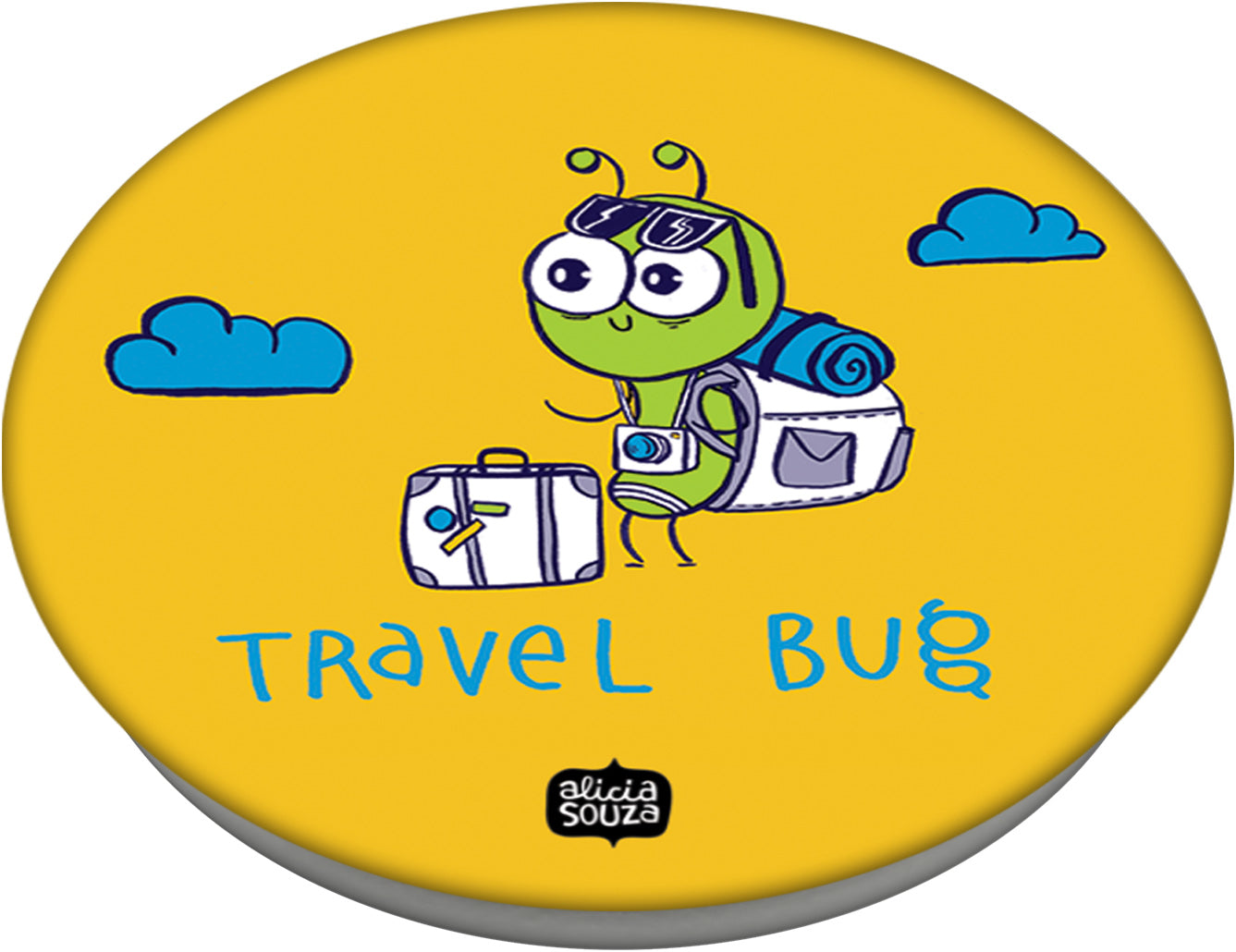 Travel Bug - PopSockets Grips