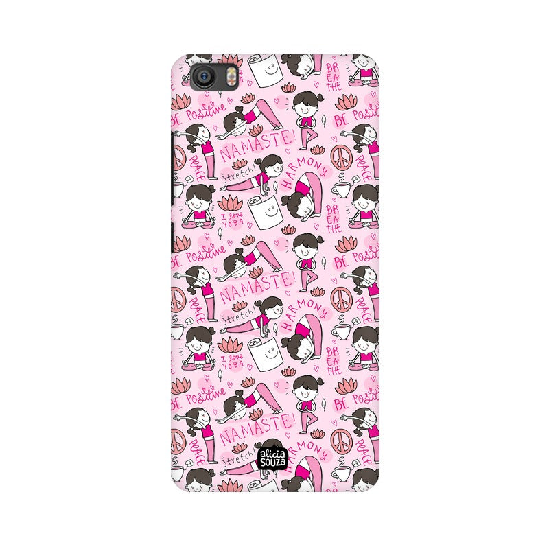 Yoga Phone Cover