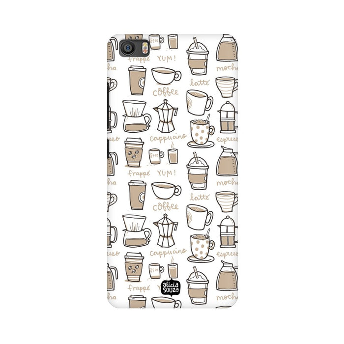 Coffee Phone Cover