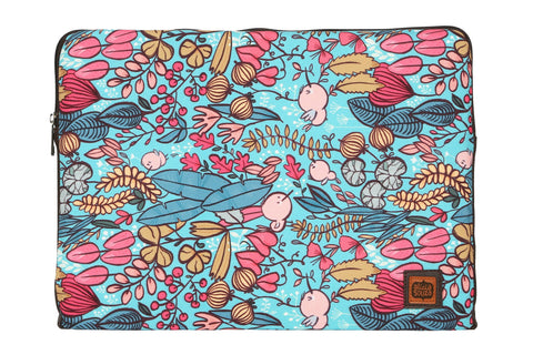 Accessories - Blue Garden Laptop Sleeve