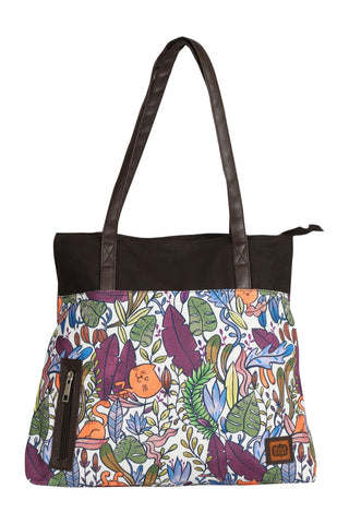 Accessories - Kittty Peekaboo Tote Bag