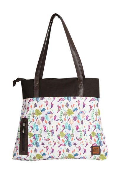 Accessories - Parrots And Peace Tote Bag