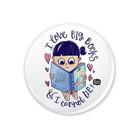 Big Books Badge - Alicia Souza