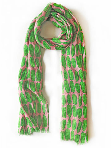 Banana Leaf Scarf