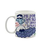 Beard Love Small Mug