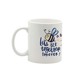Let's Be Together Mug Small