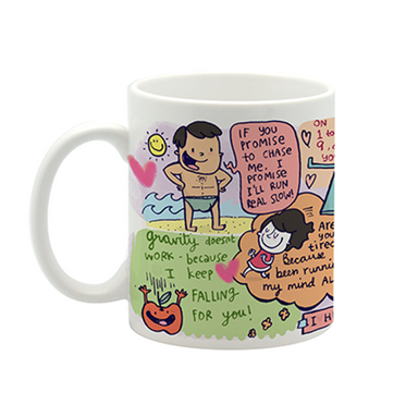 I Heart You Mug - Alicia Souza