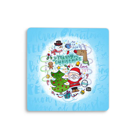 Christmas Joy Coaster