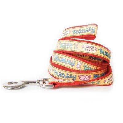 Collars & Leashes - Much Loved Monkey Leash