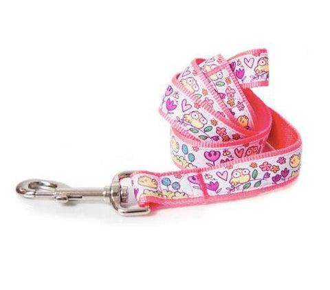 Collars & Leashes - Tweet Tweet Leash