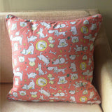 Cushion Cover - Doggie Curl Cushion Cover