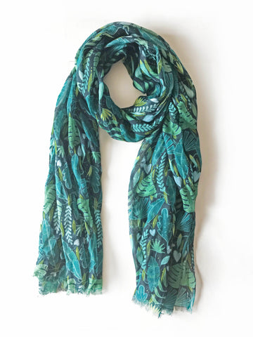 Dark Forest Scarf