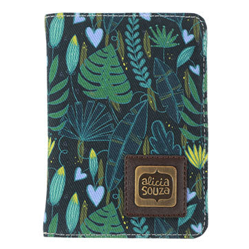 Dark Forest Passport Cover