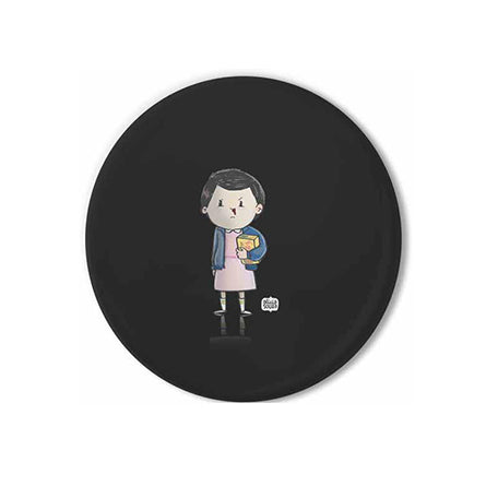 Eleven Stranger Things Badge - Alicia Souza