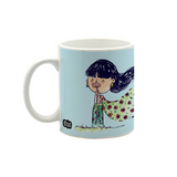 Blowing In The Wind Small Mug