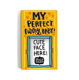 Perfect Furry Baby Refrigerator magnetic frame SMALL