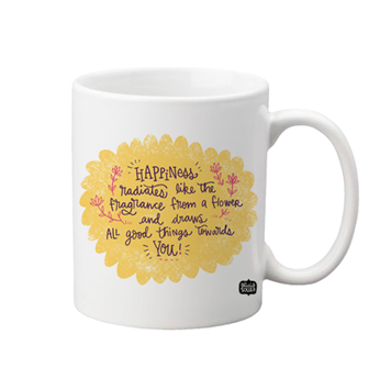 Happiness Mug - Alicia Souza