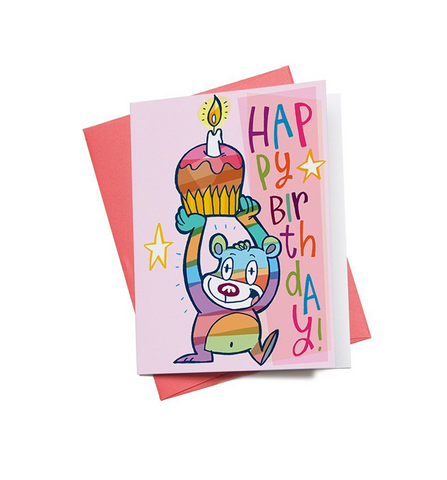 Birthday Mini Greeting