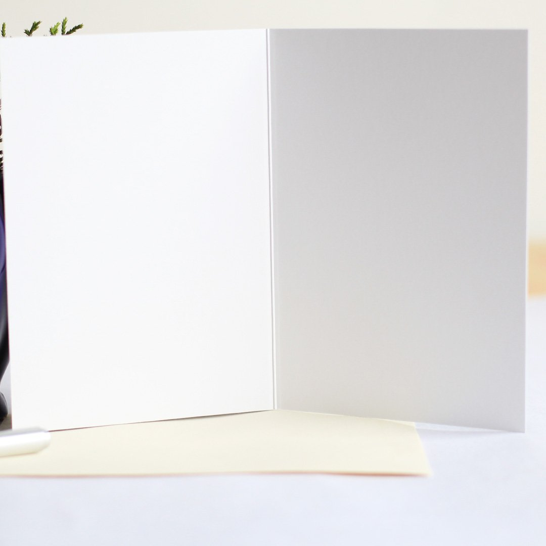 Fabulous Forty Premium Greeting Card