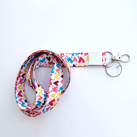 Lanyards - Hearts And Hearts Lanyard