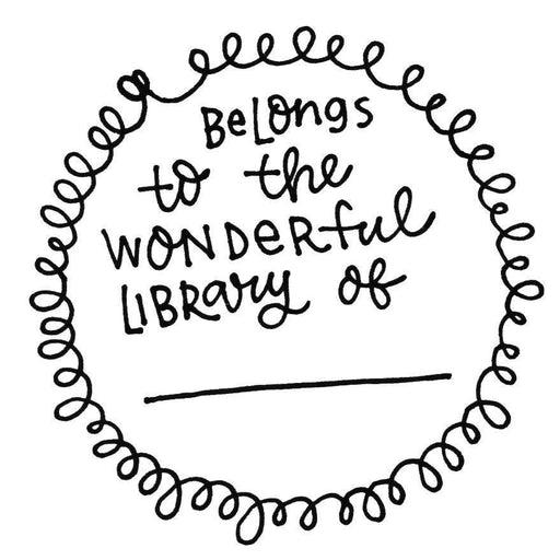 Library Stamp