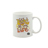 Light of my life Small Mug