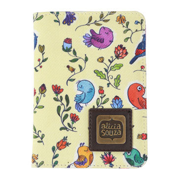 Little Birdie Passport Cover