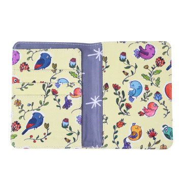 Little Birdie Passport Cover - Alicia Souza