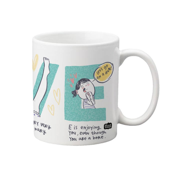 Love Mug - Alicia Souza