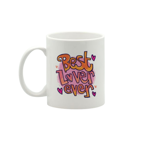 Best Lover Ever Small Mug