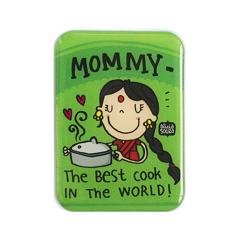 Magnet - Mommy Magnet-Rectangle