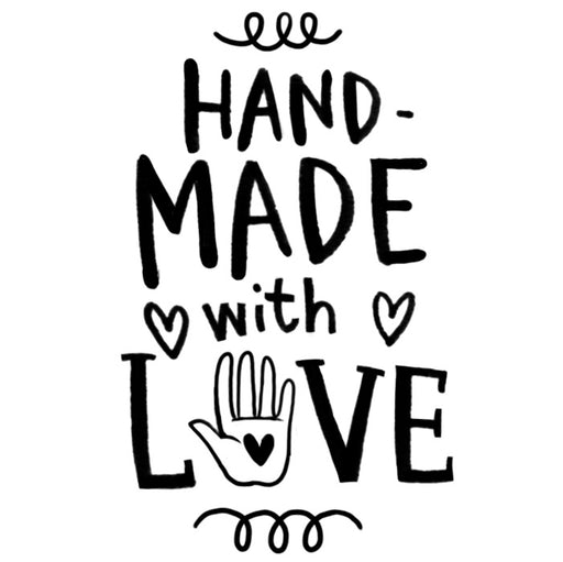 Handmade With Love Stamp - Alicia Souza