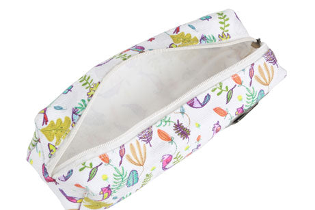 Parrots and Peace Pencil Pouch - Alicia Souza