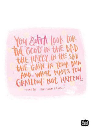 Makes You Grateful Wall Art - Alicia Souza