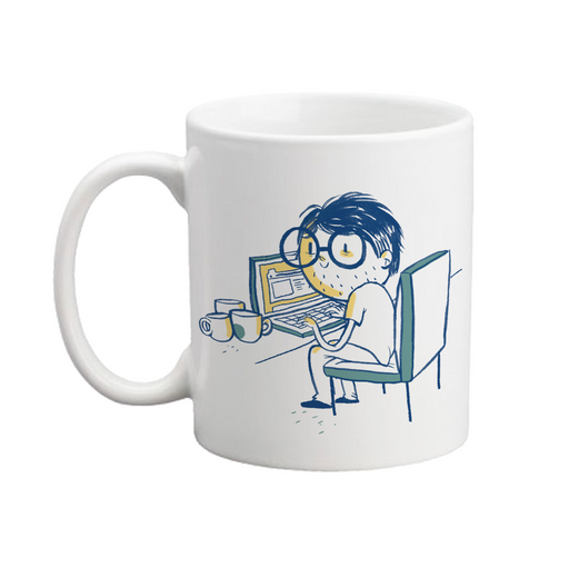 Sleepless Night Mug - Alicia Souza
