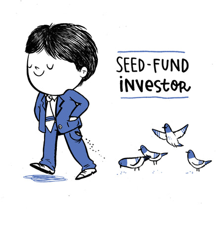 Seed Fund T-shirt