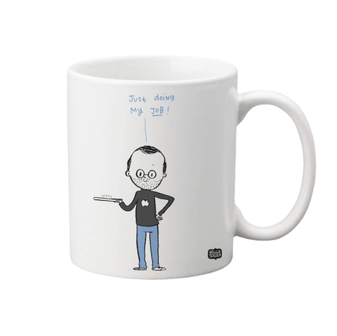 Job Mug - Alicia Souza