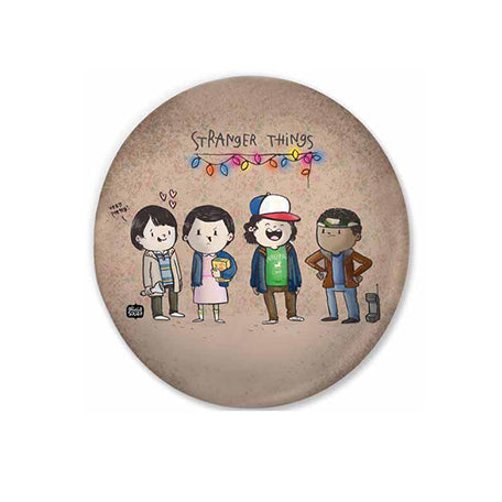 Stranger Things Badge