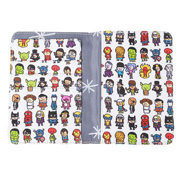 Superhero Passport Cover - Alicia Souza