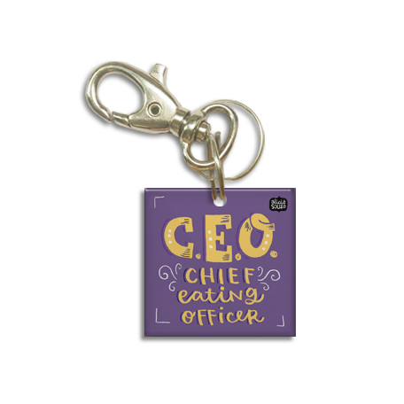 CEO Dog Tag - Alicia Souza