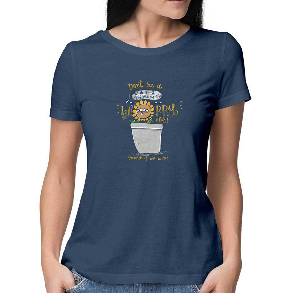 Worry Pot T-shirt
