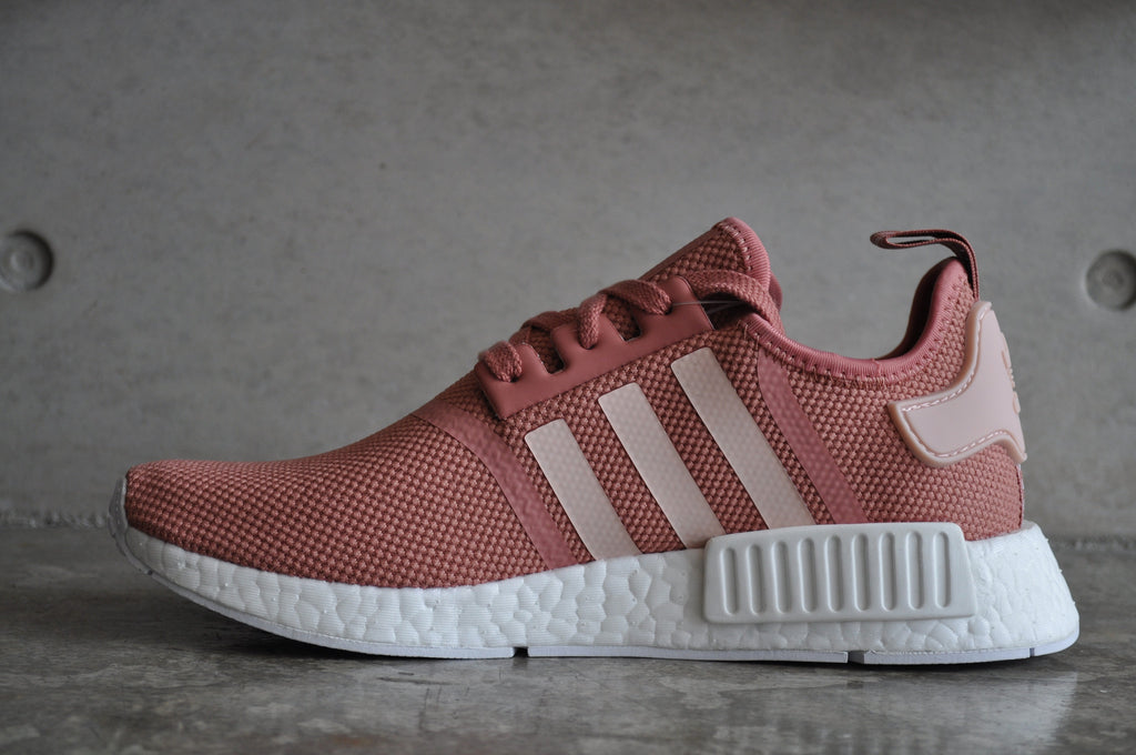 adidas nmd r1 w 39 raw pink 39 raw pink vapour pink ftwr. Black Bedroom Furniture Sets. Home Design Ideas