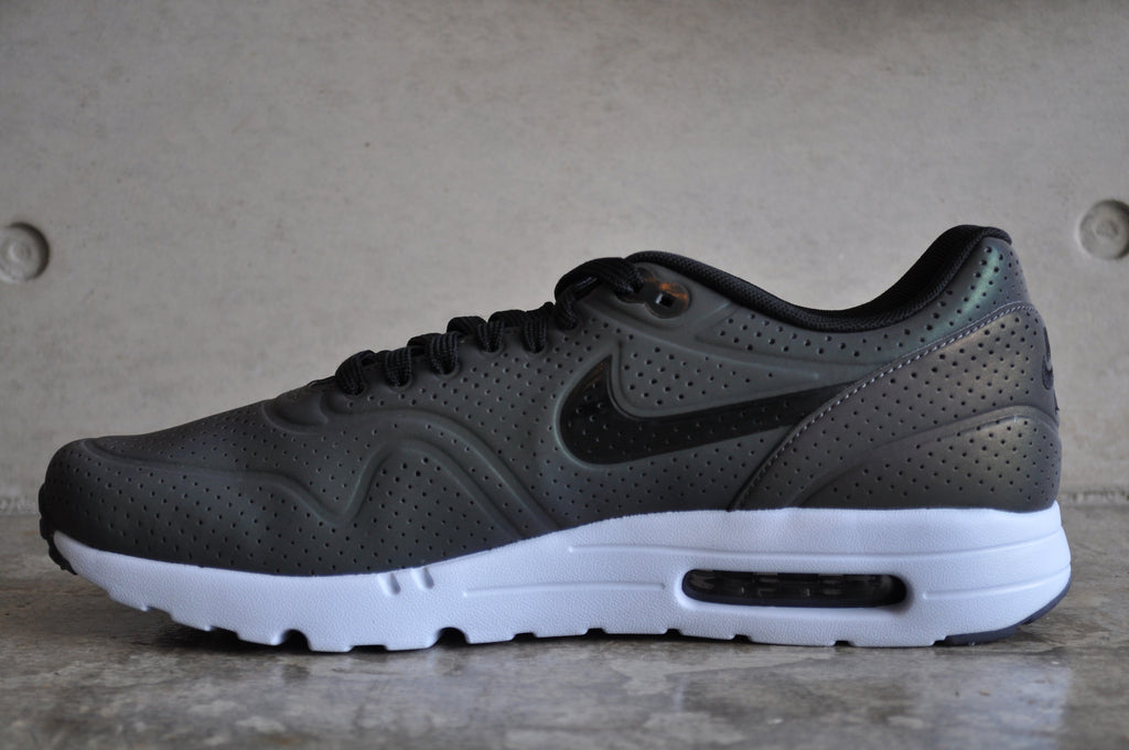 Nike Air Max 1 Ultra Moire Holographic - Deep Pewter/Black-Porpoise