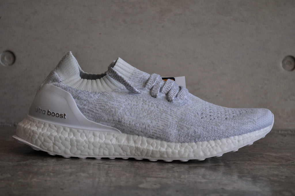 Adidas Ultra Boost Uncaged LTD - White/Crystal/Clear Grey
